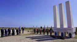 Port-Barcarès : cérémonie du 8 Mai | 3 Colonnes