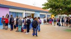 Port-Barcarès : rentrée scolaire 2021 - 2022