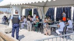 CENTRE DE VACCINATION ANTI-COVID DU 22 AU 25 JUILLET DEVANT LE LYDIA