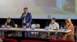 Réunion publique : projet immobilier « Les Voiles d'Or »    04.08.2021 au Clap Ciné à Leucate
